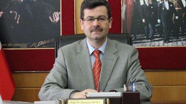 Prof. Dr. Ramazan Muslu Diyanet İşleri Başkan Yardımcısı Oldu.