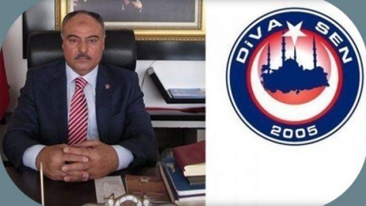 """Diva-Sen : """"Meb Bakanı Sayın Ziya Selçuk'un Açıklamaları Heyecan Katmıştır."""""""