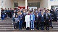 Diyanet İşleri Başkanı Erbaş, Üniversite öğrencilerine konferans verdi