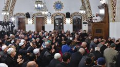 Hatay'da Mehmetçik için 'Zafer Duası'