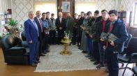 İHL Öğrencilerinden Erzurum Müftülüğü Ziyareti