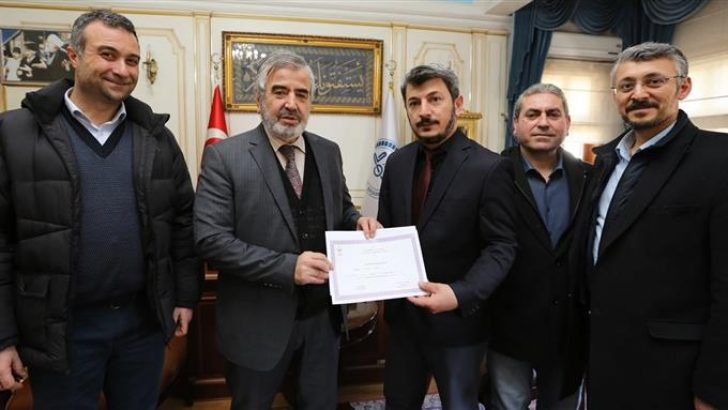 İstanbul Müftülüğü personeli Temel İlkyardım Eğitimi aldı