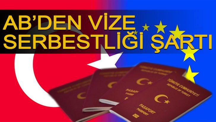 AB'den Türkiye'ye Skandal Vize Serbestliği Şartı: Afrin'den Çekilin