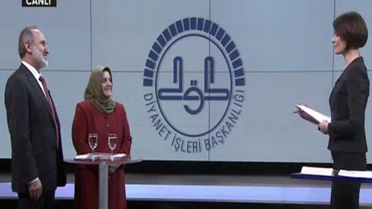 Din İşleri Yüksek Kurulu Başkanı Keleş, TRT Haber'in canlı yayın konuğu oldu
