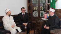 Diyanet İşleri Başkanı Erbaş, Bosna Hersek'te
