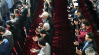 Hakkari Hacı Sait Camii'nde Mehmetçiğe zafer duası