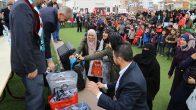 Suriyeli annelerden Afrin'deki Mehmetçiğe destek