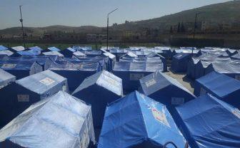 Türkiye Diyanet Vakfı'ndan Doğu Gutalı ailelere yardım eli