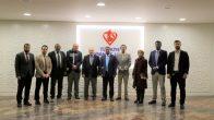 Etiyopya Mekelle Üniversitesi'nden Türkiye Diyanet Vakfına ziyaret