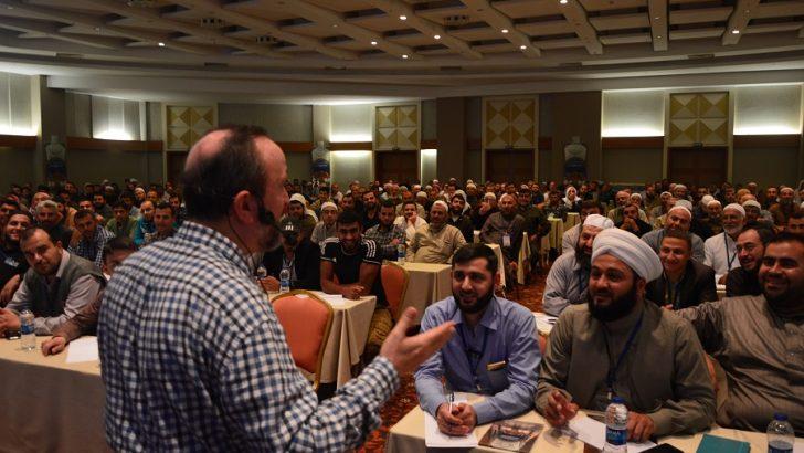Diyanet'ten Suriyeli Din Görevlilerine Eğitim Semineri