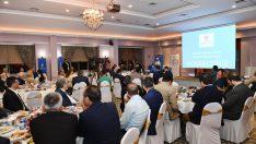 Erbaş ve Bakan Zeybekci Denizli'de STK temsilcileri ile bir araya geldi