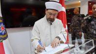 Diyanet İşleri Başkanı Erbaş'tan Sözleşmeli Alım Müjdesi !