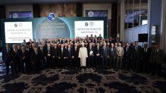 Erbaş, 7. Yurt Dışı Din Hizmetleri Konferansı'na katıldı