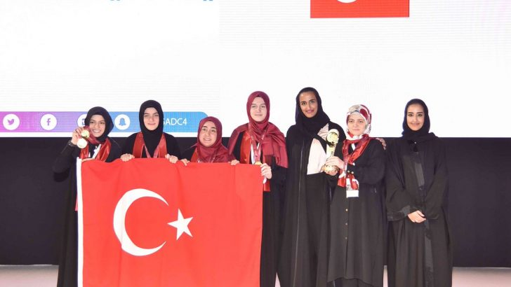 Türkiye Uluslararası Arapça Münazarasında Birinci Oldu !