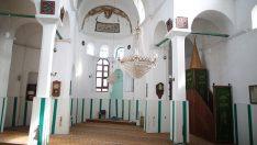 Bin yıllık Molla Gürani Camii restore ediliyor