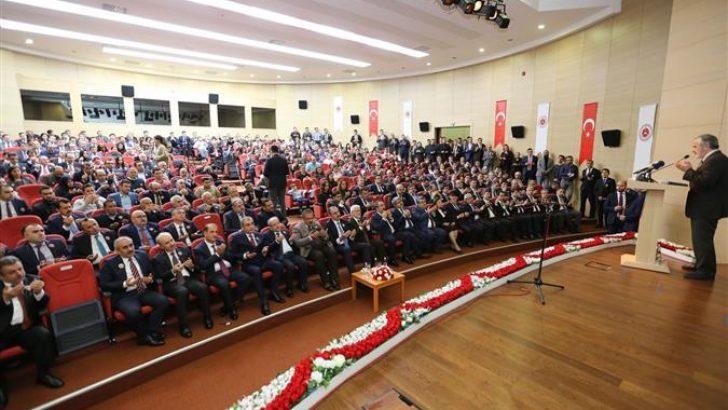 Şehit Savcı Mehmet Selim Kiraz için Adliyede Mevlid ve Anma Töreni