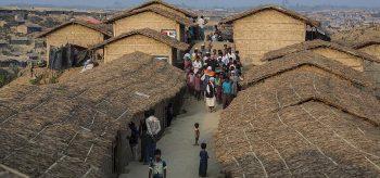 Tdv'den Arakan Müslümanlarına barınma ve kalkınma desteği