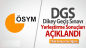 2018-DGS Yerleştirme Sonuçları Açıklandı