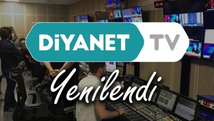 Diyanet Tv Yenilendi