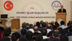 Haseki Dini Yüksek İhtisas Merkezi Eğitim Yılı Açılışı Yapıldı