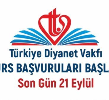 Türkiye Diyanet Vakfı burs programları başvuruları başladı