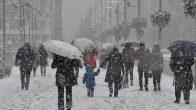 """Bu tarihe dikkat! Meteoroloji'den """"kar geliyor"""" uyarısı"""