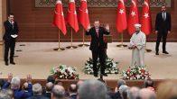 Cumhurbaşkanı Erdoğan, İl Müftüleri Toplantısı'nda önemli açıklamalarda bulundu