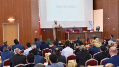 """Diyanet İşleri Başkanı Erbaş; """"Şiddetin beslendiği hiçbir referans, İslamî olamaz"""""""