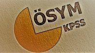 KPSS ön lisans sonuçları açıklandı !