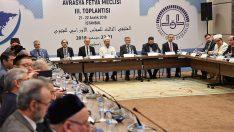 """Erbaş : """"İslami ilimler alanında uluslararası akademiler kurulmalıdır"""""""