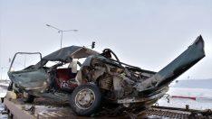 İmam hatip geçirdiği trafik kazasında vefat etti