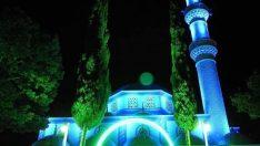 Türkiye'de Bir İlk! Minarenizin Rengini Hergün Değiştirmek Sizin Elinizde !