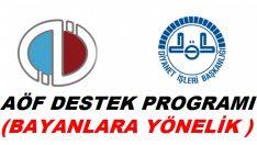 Bayanlara Yönelik İlahiyat Önlisans Destek Programı !