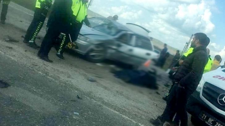 Din görevlisi trafik kazasında vefat etti !