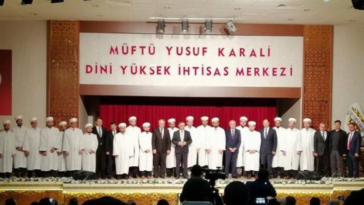 Dini Yüksek İhtisas Merkezlerinde Mezuniyet Törenleri Düzenlendi.