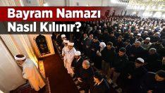 Kurban Bayram namazı nasıl kılınır?