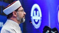 Diyanet İşleri Başkanı Prof. Dr. Ali Erbaş hakkında suç duyurusu!
