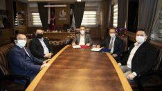 Bağcılar Belediyesi ile İstanbul Medeniyet Üniversitesi ortasında iş birliği protokolü imzalandı