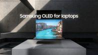 Samsung laptoplar için 90Hz'lik OLED ekranları duyurdu