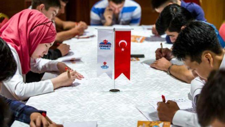 TDV uluslararası burs programlarına başvurular 1 Şubat'ta başlayacak