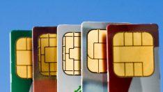 Türkiye'de SIM kartlar yolun sonuna geldi!
