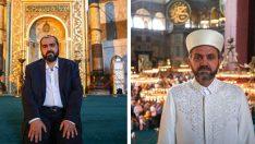 Ayasofya-i Kebir Cami-i Şerifi'ne atanan din görevlileri, duygularını anlattı
