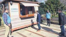 Eyüpsultan'da evsizlere kapılarını açan cami